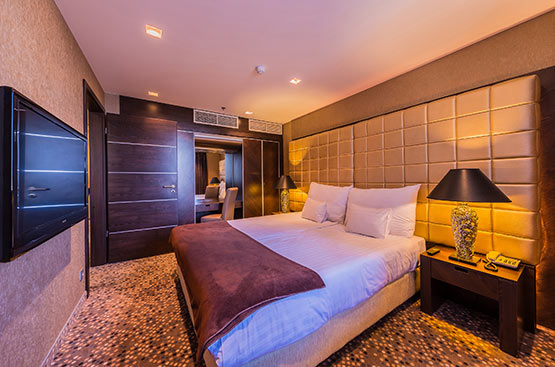 Suite, Hotel President, Budapest