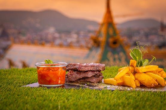 Gastro Budapest, Hotel President